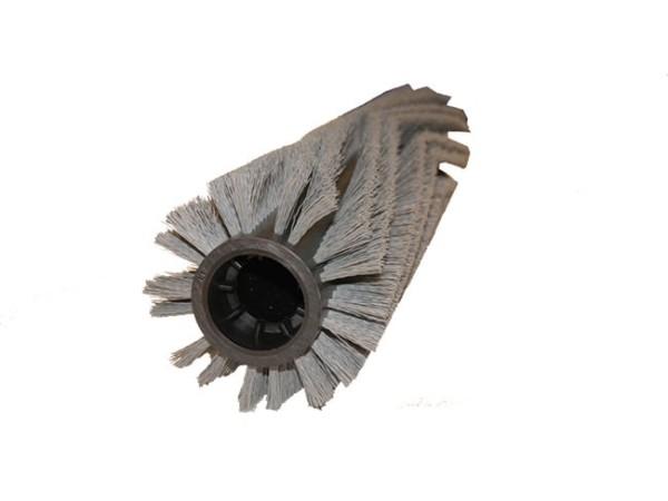 Bürstwalze/Walzenbürste - 691/150 mm - Nylon/Grit/Tynex 0,50 mm