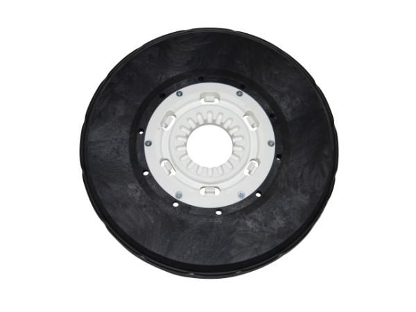 Tellerbürste - Ø 380 mm - Grit/Tynex 1,2 mm