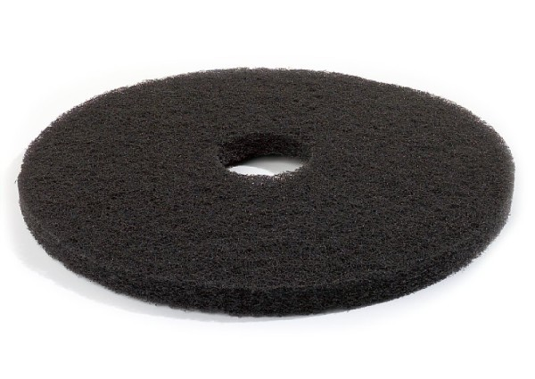 Normal-Bodenreinigungs-Pads -Schwarz-, Inhalt: 10 Stück