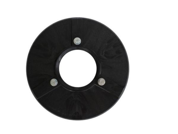 Schrubbbürste – Ø 390 mm, Poly 0,45 mm