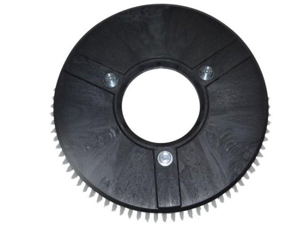 Schrubbbürste - Ø 390 mm, Poly 0,75 mm