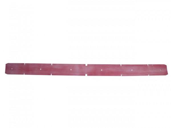 Sauglippe vorne, 1135 x 80 x 5 mm