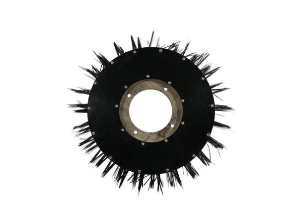 Seitenbesen/Tellerbesen – Ø 340 mm/500 mm/2 Reihen