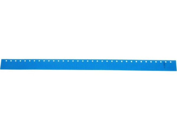 Sauglippe hinten, 725 x 46 x 3 mm